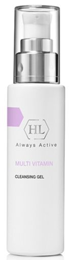 Очищающий гель - Multivitamin Cleansing Gel - Holy Land (HL) - 250 мл.