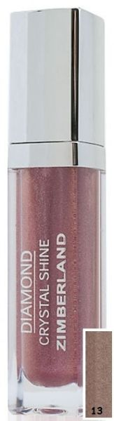 Блеск для губ №13 - Diamond Crystal Shine Maxi Gloss - Keenwell - 6 г.