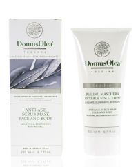 Anti-age Маска-скраб для лица и тела  - Anti-age Mask Scrub Face and Body - Domus Olea - 200 мл.
