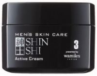 Мужской крем для лица - Men's Skin Care Active Cream «SHINSHI» - OTOME - 50 гр.