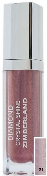 Блеск для губ №21 - Diamond Crystal Shine Maxi Gloss - Keenwell - 6 г.