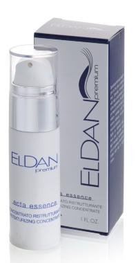 Anti-age средство ECTA 40+ - ECTA essence Retexturizing concentrate - Eldan - 30 мл.