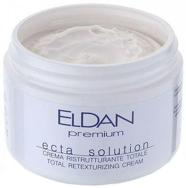 Интенсивный крем ECTA 40+ - ECTA solution total retexturizing cream - Eldan - 250 мл.