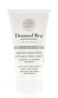 Anti-age Маска-скраб для лица и тела - Anti-age Mask Scrub Face and Body - Domus Olea - 50 мл.