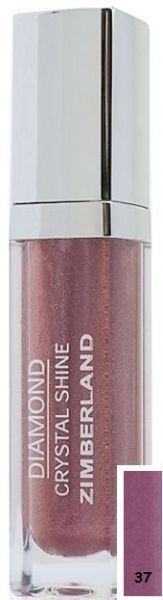 Блеск для губ №37 - Diamond Crystal Shine Maxi Gloss - Keenwell - 6 г.