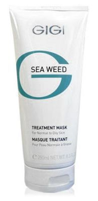 Лечебная маска - Sea Weed Treatment Mask - GIGI - 250 мл.