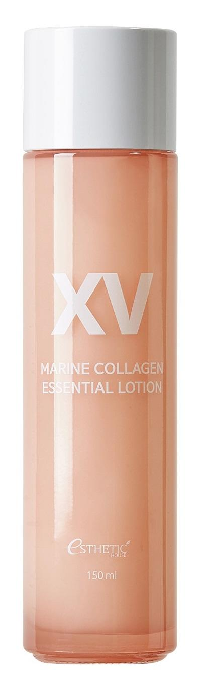 Лосьон для лица Коллаген - Marine Collagen Essential Lotion - Esthetic House - 150 мл.