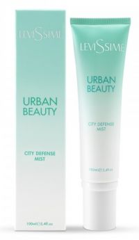 Мицеллярная вода - Urban Beauty City Defense Mist - Levissime - 100 мл.
