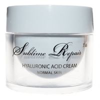 Крем восстанавливающий с гиалуроновой кислотой для нормальной кожи - Hyaluronic Acid Cream Normal Skin - Sublime Repair Forte - 50 мл.