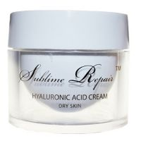 Крем восстанавливающий с гиалуроновой кислотой для сухой кожи - Hyaluronic Acid Cream Dry Skin - Sublime Repair Forte - 50 мл.