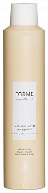 Лак средней фиксации - Forme Essentials Natural Hold Hairspray - Sim Sensitive - 300 мл.