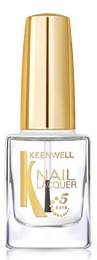 Глянцевое покрытие №1 - Nail Lacquer Eclat - Keenwell - 12 мл.