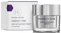 Ночной Крем - Perfect time Deep Acting Night Cream - Holy Land (HL) - 50 мл.