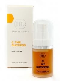 Сыворотка для век - C the Success Eye Serum  - Holy Land (HL) - 15 мл.