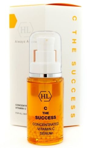 Милликапсулы - C the Success Concentrated-Natural Vitamin C Serum   - Holy Land (HL) - 30 мл.