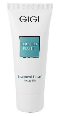 Питательный крем - Collagen Elastin Treatment Cream - GIGI - 75 мл.