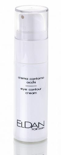 Крем для глаз for man - Eye contour cream - Eldan - 30 мл.