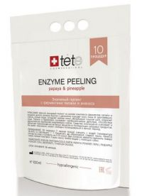 Энзимный пилинг с ферментами папайи и ананаса - Enzyme Peeling - TETе Сosmeceutical - 100 гр.