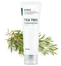 Пенка для умывания экстрактом чайного дерева - Nonco Tea Tree Cleansing Foam - A'PIEU - 130 мл.