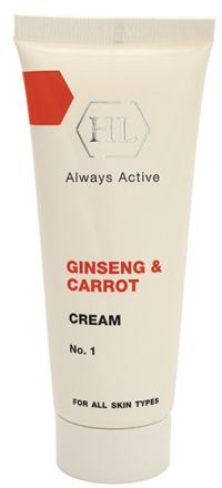 Крем №1 - Ginseng & Carrot Cream - Holy Land (HL) - 70 мл.