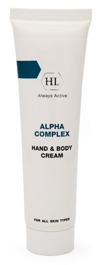 Крем для рук и тела - Alpha Complex Hand & body cream - Holy Land (HL) - 100 мл.