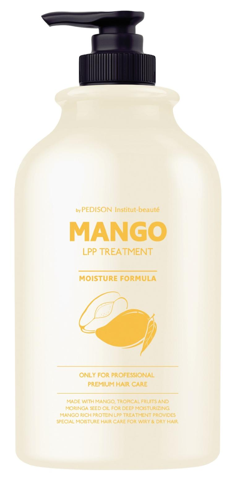 Маска для волос Манго - Pedison Institut-Beaute Mango Rich Lpp Treatment - Evas - 500 мл.