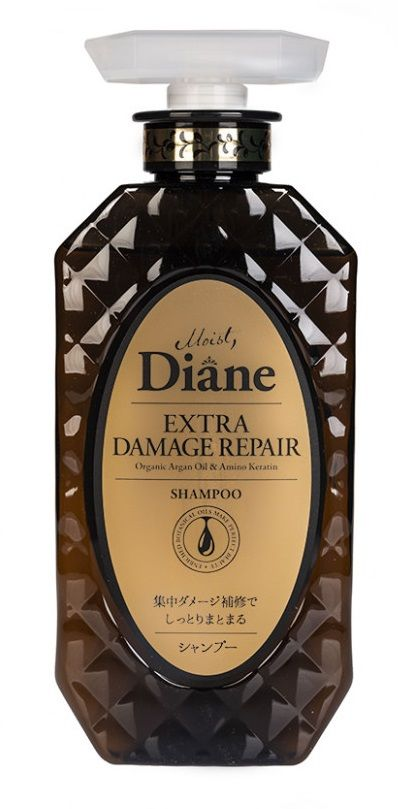 Шампунь кератиновый Восстановление - Perfect Beauty Shampoo Extra Damage Repair - Moist Diane - 450 мл.