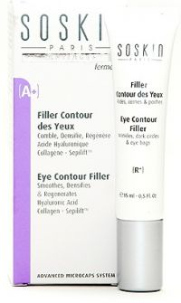 Крем-филер для век - Eye Contour Filler - SOSKIN-PARIS - 15 мл.