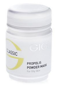 Антисептическая пудра с Прополисом - Propolis Powder - GIGI - 50 мл.