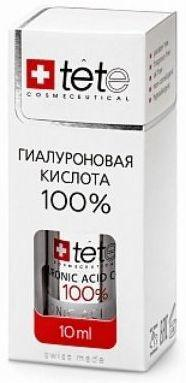 Мини Гиалуроновая кислота 100% - Pure Hyaluronic acid MINI - TETе Сosmeceutical - 10 мл.