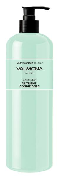 Кондиционер Аюрведа - Valmona Ayurvedic Repair Solution Black Cumin Nutrient Conditioner - Evas - 480 мл.