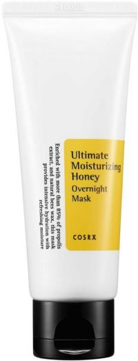Медовая ночная маска для лица - Ultimate Moisturizing Honey Overnight Mask - COSRX - 60 мл.