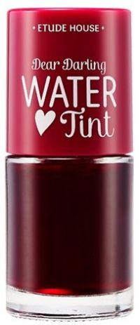 Тинт для губ Вишневый -  Dear Darling Water Tint 01 Cherry Ade - Etude House - 10 мл.