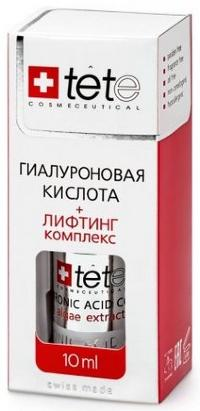 Мини Гиалуроновая кислота + Лифтинг комплекс - Hyaluronic acid & Lifting MINI - TETе Сosmeceutical - 10 мл.