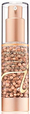 Крем-пудра - Медовый - Honey Bronze Liquid Minerals - Jane Iredale - 30 мл.