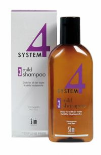 Шампунь № 3 - System 4 Shampoo № 3 - Sim Sensitive - 215 мл.