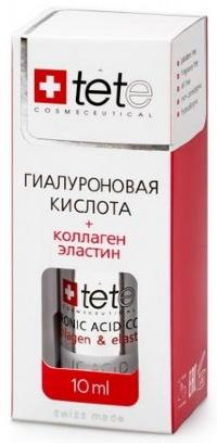 Мини Гиалуроновая кислота + Коллаген и Эластин - Hyaluronic acid + Collagen & Elastin MINI - TETе Сosmeceutical - 10 мл.