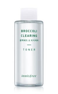 Тонер с экстрактом брокколи - Broccoli Clearing Toner - Innisfree - 150 мл.