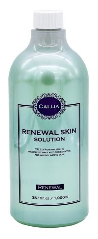 Тонер для лица - Callia Renewal Skin Solution - Dr. Healux - 1000 мл.