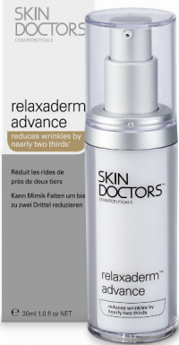 Крем для лица против мимических морщин - Relaxaderm Advance - Skin Doctors - 30 мл.