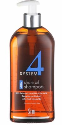Шампунь № 4 - System 4 Shampoo № 4 - Sim Sensitive - 500 мл.