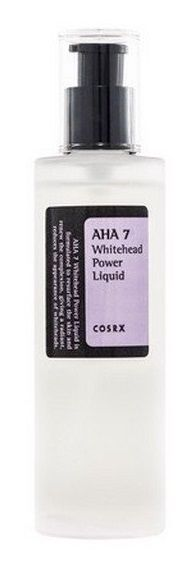 Осветляющая эссенция с АНА-кислотами - AHA 7 Whitehead Power Liquid - COSRX - 100 мл.