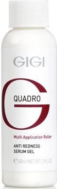 Антикуперозная сыворотка-гель - Quadro Anti Redness Serum Gel - GIGI - 60 мл.