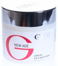 Крем Комфорт для век и шеи - New Age Comfort Eye & Neck Cream - GIGI - 250 мл.