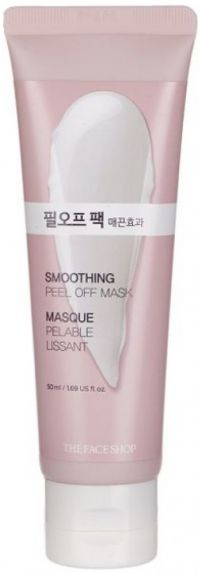 Отшелушивающая маска-пленка - Baby Face Modeling Mask #Smoothing Peel Off Mask - The Face Shop - 50 мл.