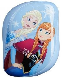Расческа Голубая - Compact Styler Disney Frozen - Tangle Teezer - 1 шт.